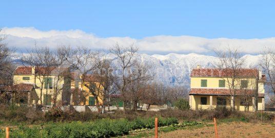 Beautiful newly built houses near Zadar