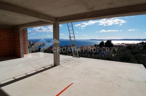 Penthouse apartment sea view Ciovo - 2031 - view (1)
