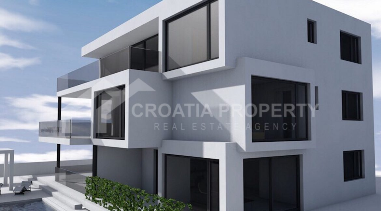 Seaview apartment Ciovo - 2031 - photo (8)