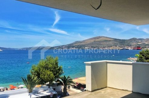 Penthouse apartment with sea view Ciovo - 2040 - view (2)