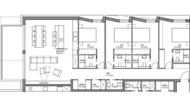 Penthouse Ciovo - 2040 - photo (7)