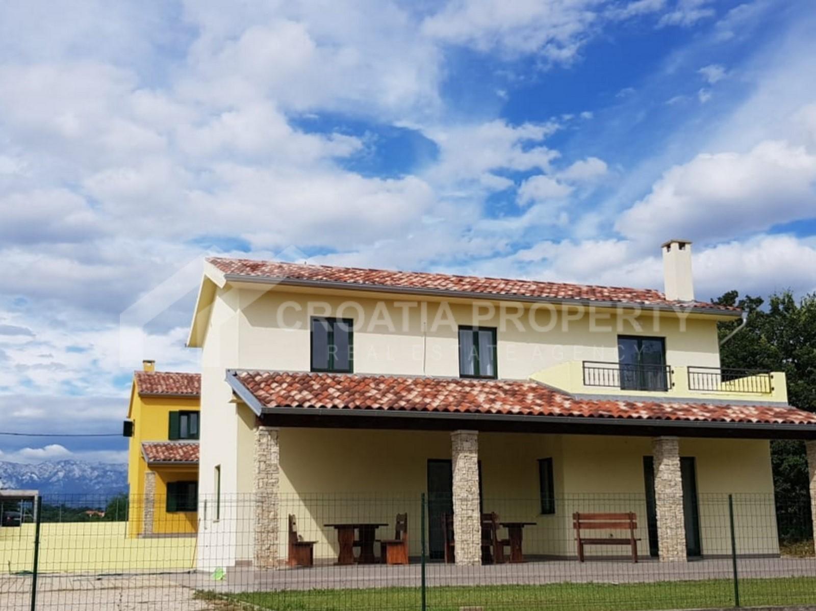 Lovely new houses near Zadar