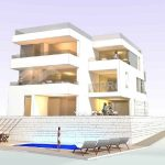 Attractive apartments sea view Ciovo - 2036 - front view (1)