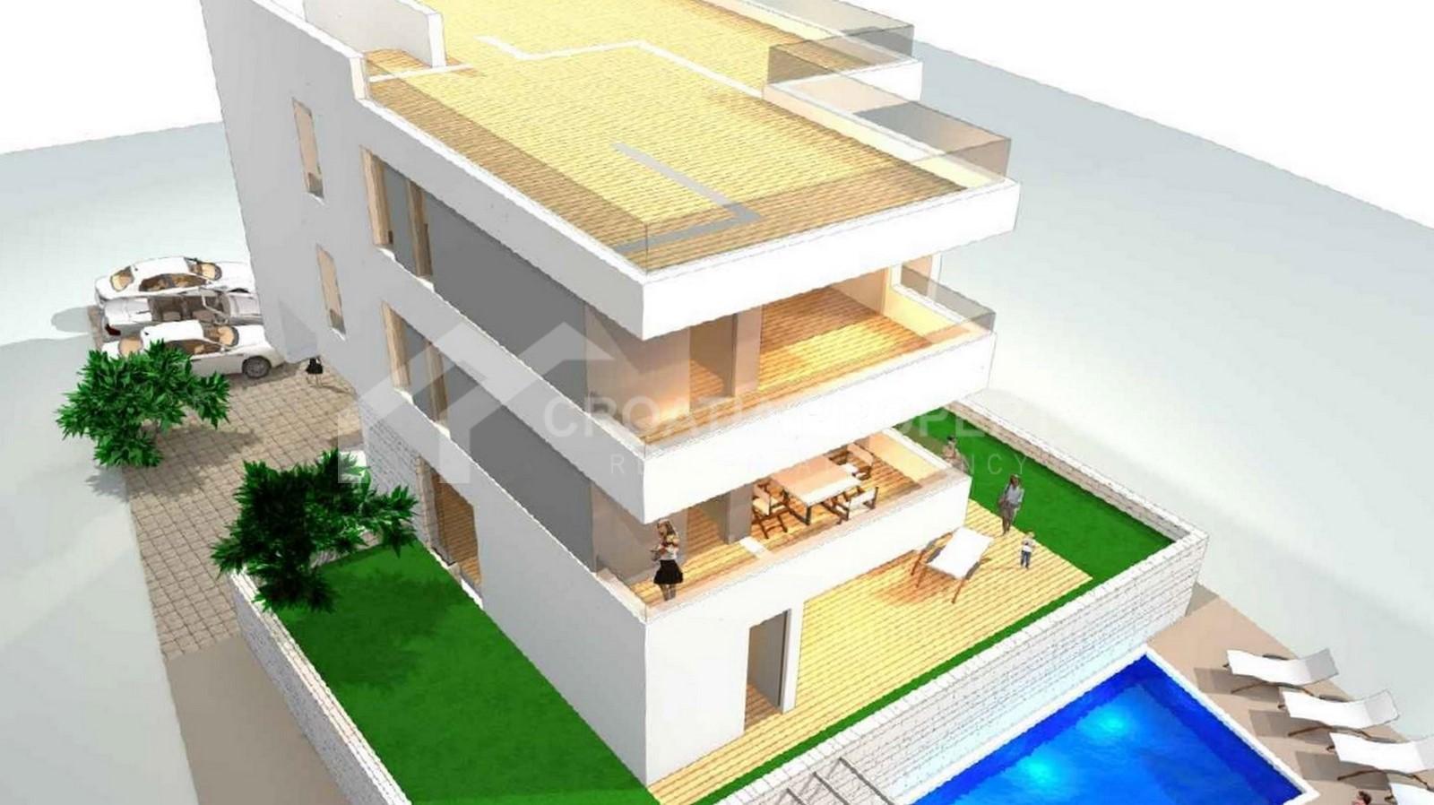 Attractive apartments near sea Ciovo