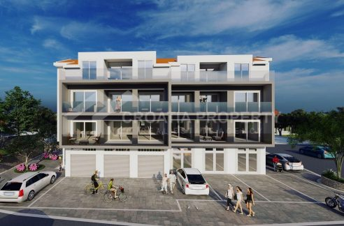 Penthouse apartment near sea Ciovo - 2028 - view (1)