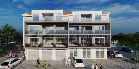 New apartments near sea Ciovo