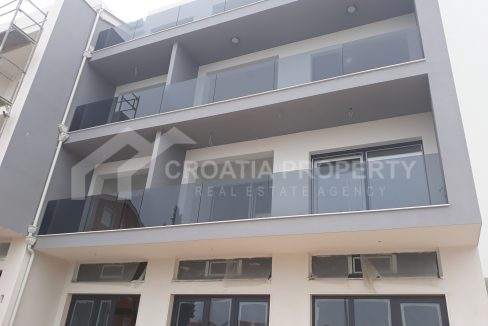 Penthouse apartment near sea Ciovo - 2028 - building1 (