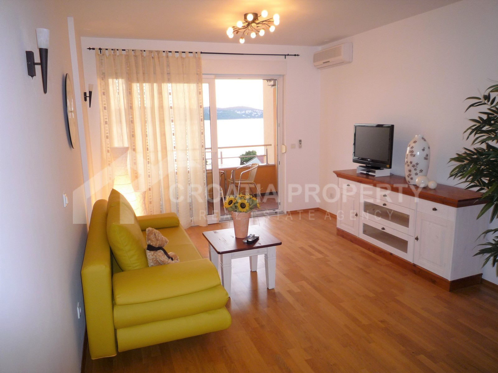 Sea view apartment Ciovo