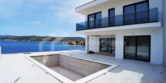 Luxuriöse Villa am Meer Rogoznica