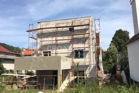 Newbuilt apartment in Zagreb - 2069 - construction (1)