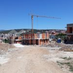 One bedroom apartments near sea Ciovo - 2070 - construction (1)