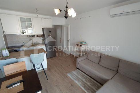 One bedroom apartment Podstrana - 2084 - living room (1)
