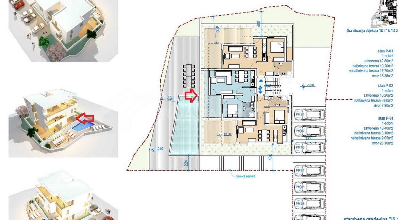 Ciovo apartments - 2070 - photo (4)