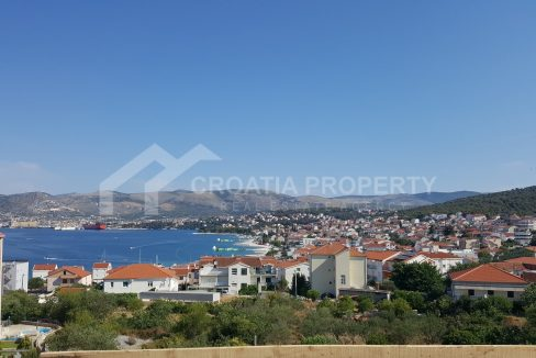 Penthouse apartment sea view Ciovo - 2071 - view (1)