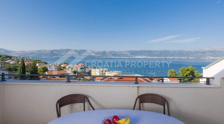 Penthouse apartment Ciovo - 2066 - photo (1)