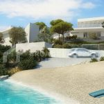Waterfront luxurious villa Rogoznica - 2077 - front view (1)
