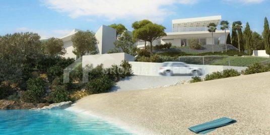 Luxuriöse Villa direkt am Meer Rogoznica