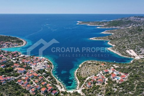 Waterfront luxurious villa Rogoznica - 2077 - Rogoznica (1)