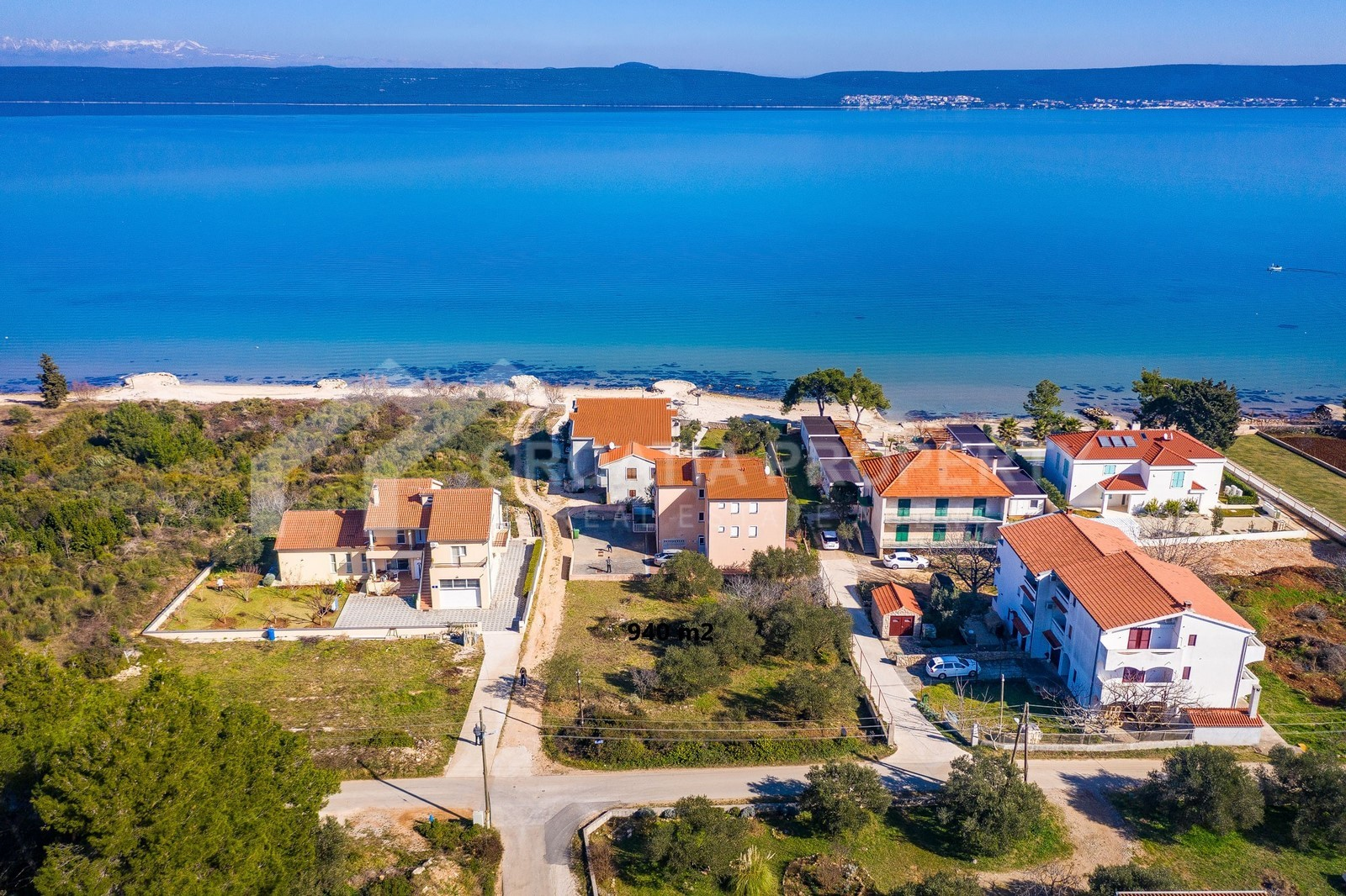Building land near beach Pašman