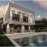 Beautiful villa with pool Jesenice - 2126 - view (1)