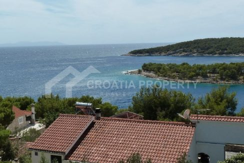 House on a peaceful location Milna - 2122 - view (1)