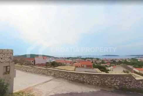 Excellent apartment near sea Rogoznica - 2125 - view (1)