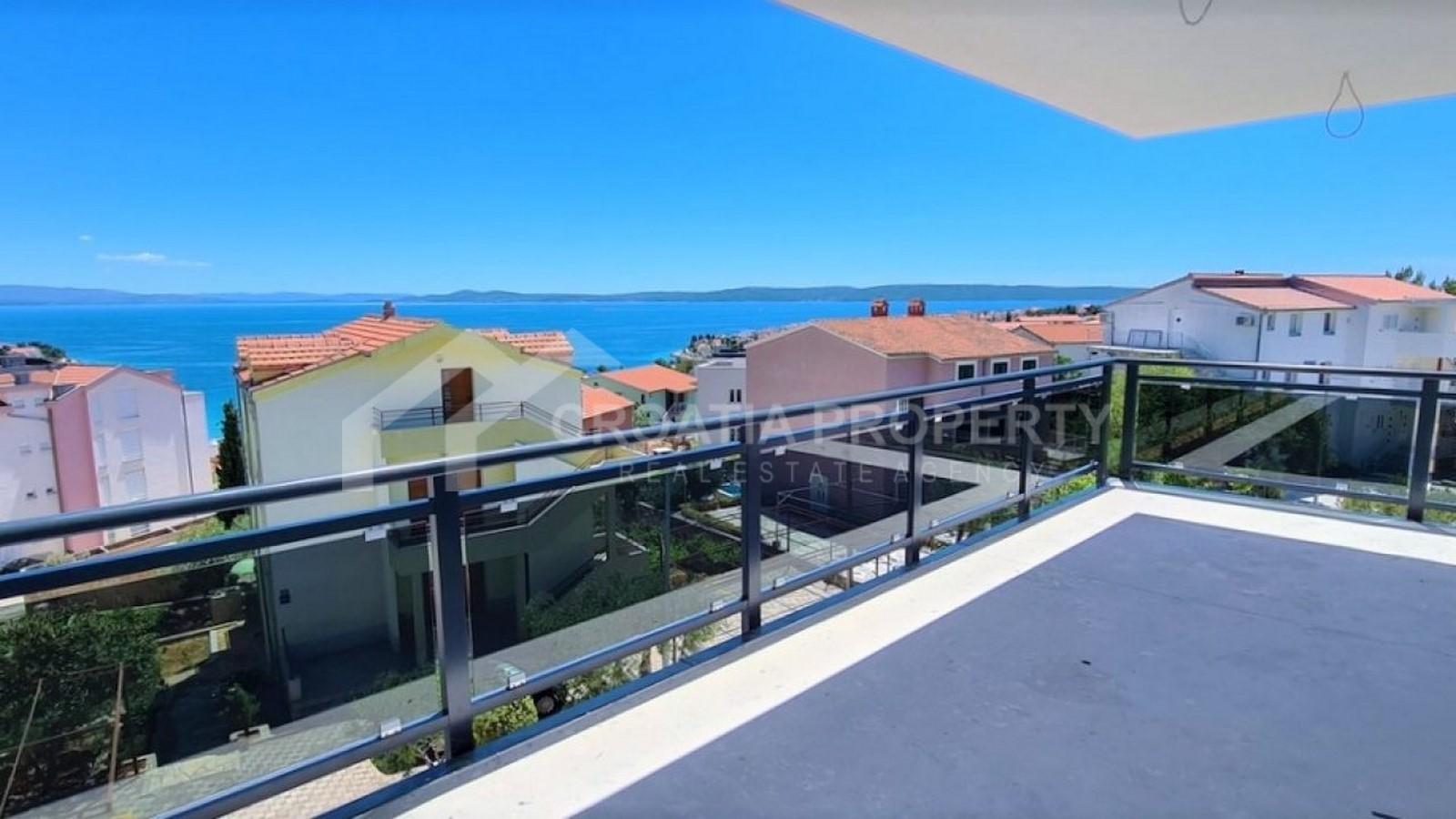 Penthouse on a great location Ciovo