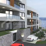 One-bedroom-apartments near Trogir center - 2143 - side view (1)