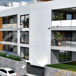 Three bedroom penthouse Trogir - 2145 - side view (1)