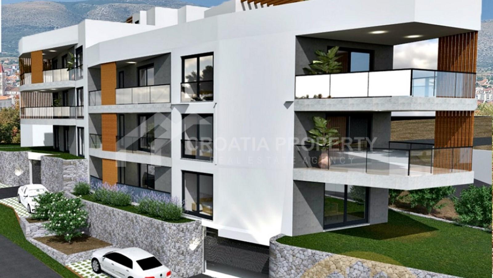 Three bedroom penthouse Trogir