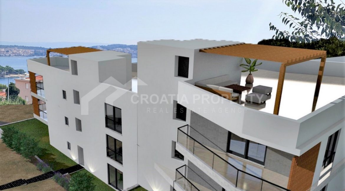 Apartments Trogir - 2141 - photo (4)