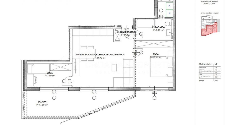 Apartments Trogir - 2141 - photo (8)