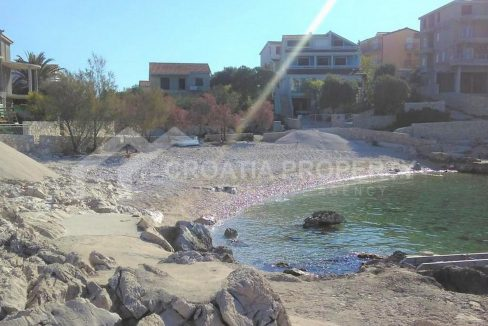 Seafront property close to Rogoznica - 2161 - beach (1)