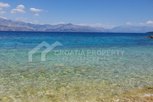Two bedroom apartment in Supetar - 2156 - beach (1)