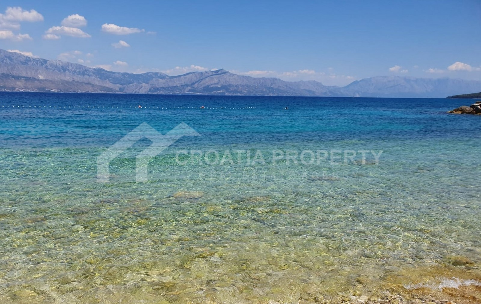 Two bedroom apartment in Supetar
