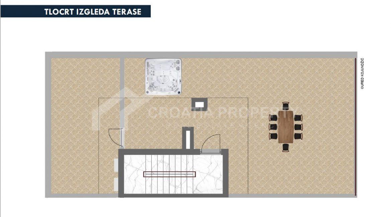 Penthouse Trogir - 2168 - photo (4)