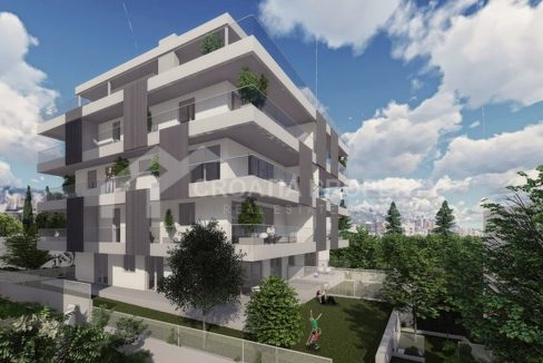 Newly built apartment in Split - 2177 - building (1)