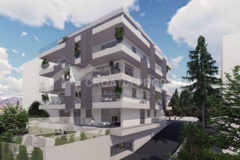 Newly built apartment in Split - 2177 - building1 (2)