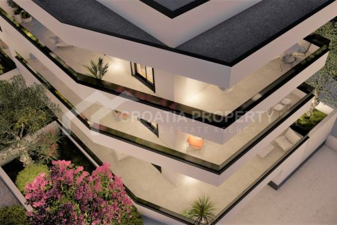 New apartments for sale Ciovo - 2184 - view (1)