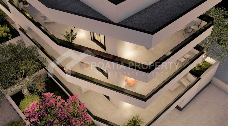 Penthouse apartment Ciovo - 2185 - photo (2)
