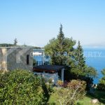 Seafront house on Brac for sale - 2176 - back view (1)