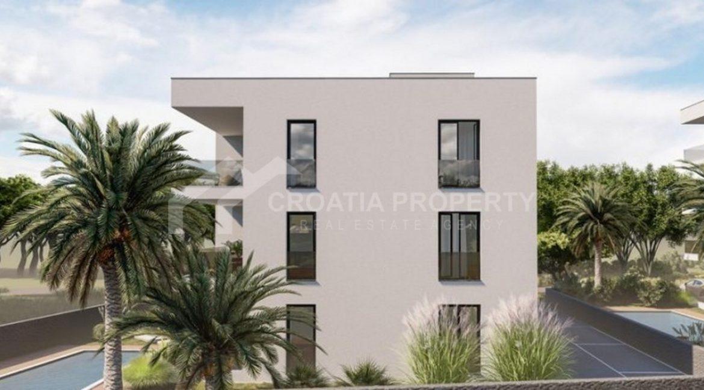 Beautiful newbuilt apartments Ciovo - 2193 - photo (4)