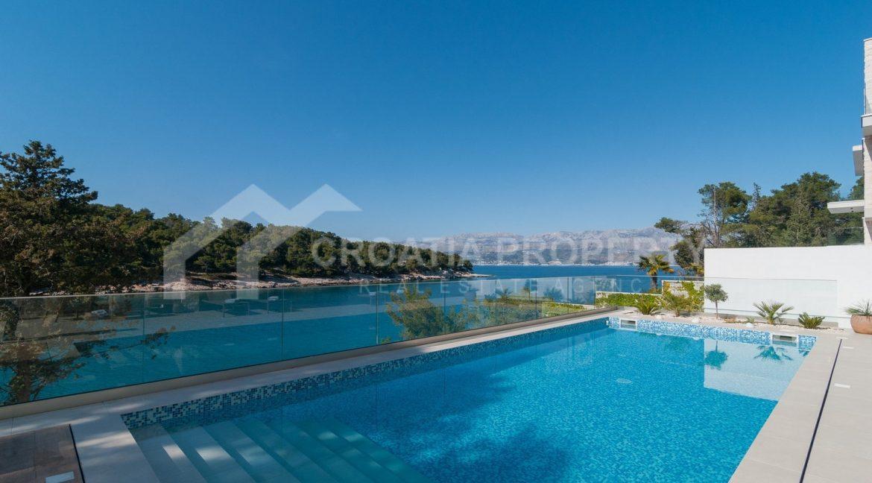 Brač seafront villa - 2201 - photo (1)