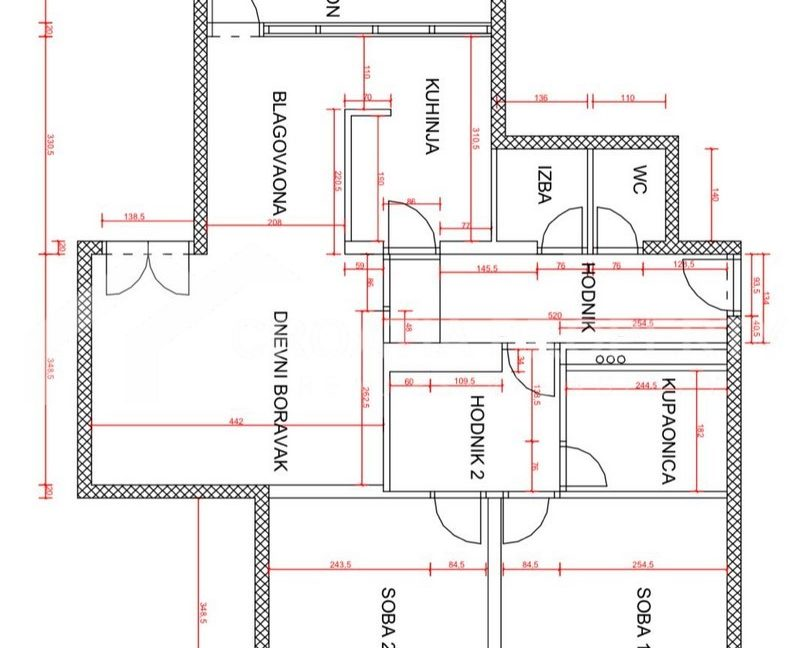 Split apartment - 2211 - photo (19)