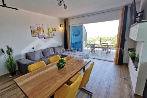 Newly built house for sale Čiovo - 2204 - living area1 (4)