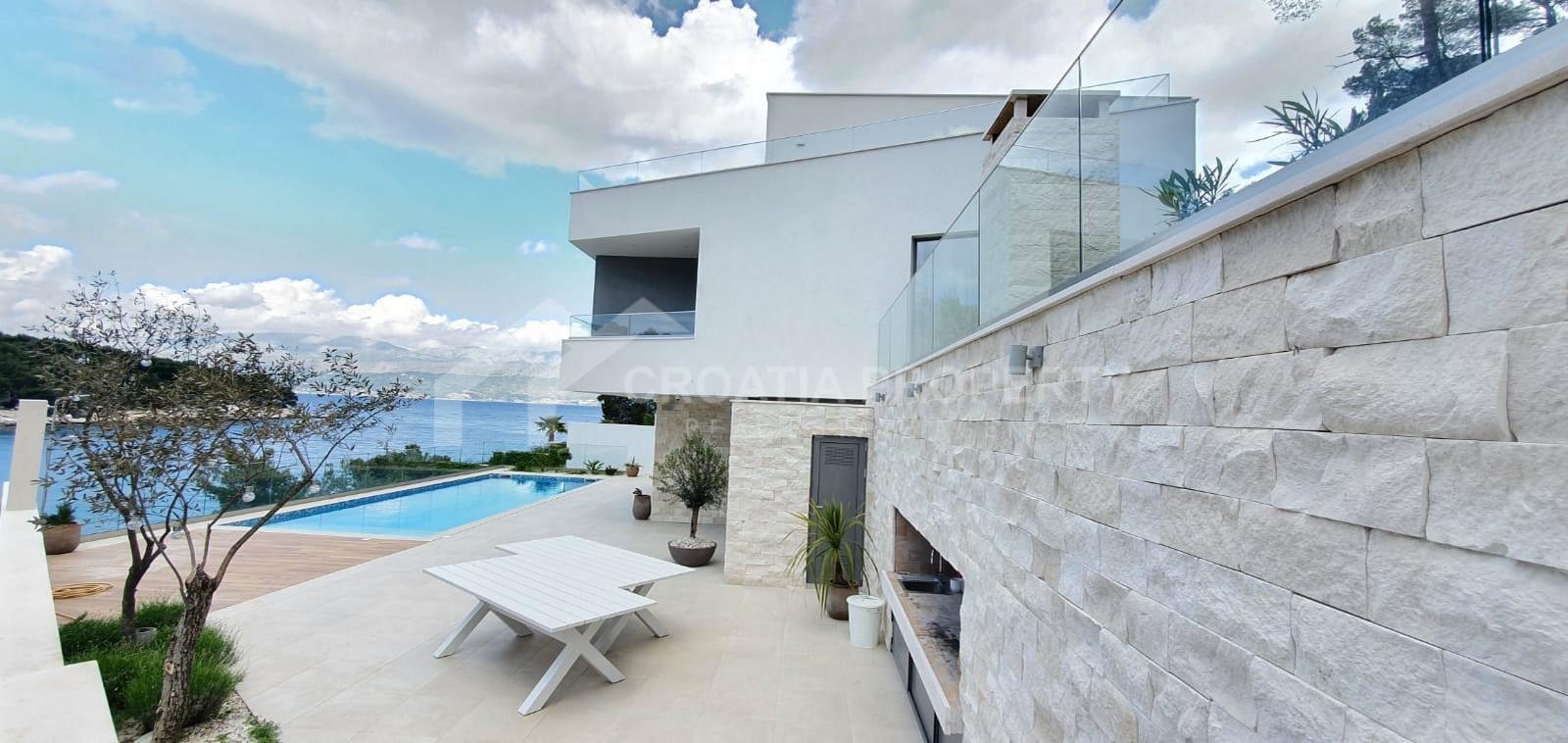 Waterfront villa for sale Brac