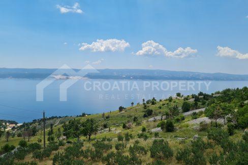 Building land Lokva Rogoznica for sale - 2217 - view (1)
