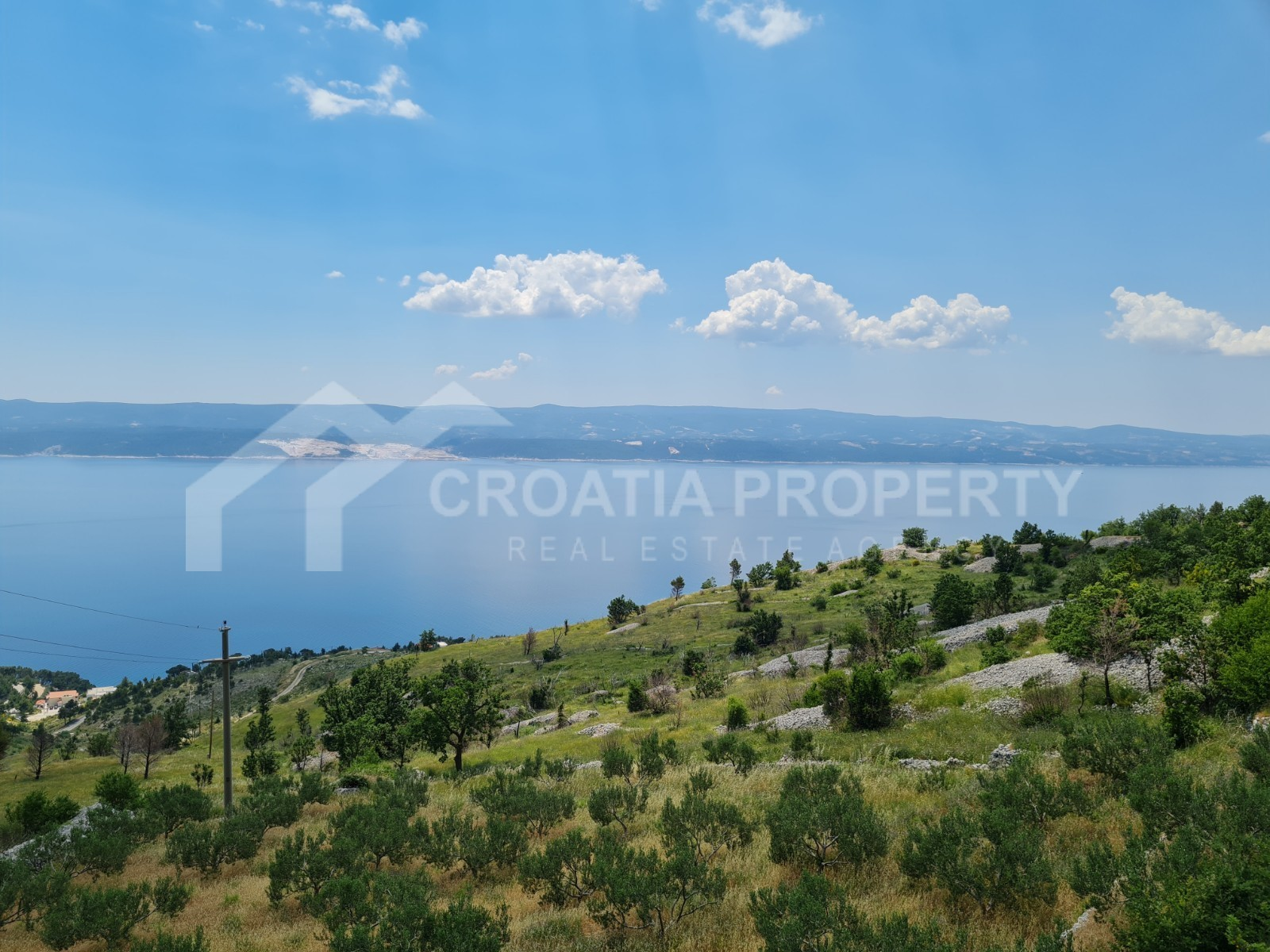 Building land Lokva Rogoznica for sale