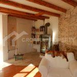 Stone house for sale Brač - 2221 - living room (1)