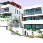 Penthouse close to sea Ciovo - 2239 - building (1)